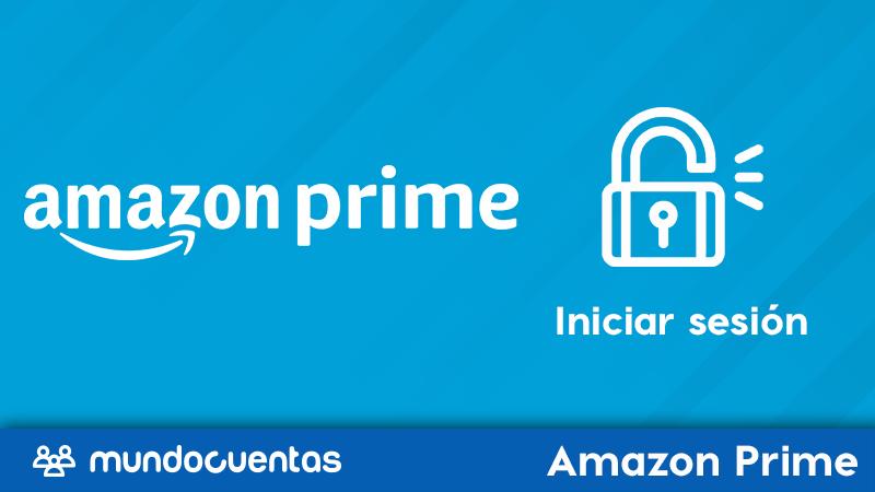 Cómo entrar o iniciar sesión en Amazon Prime