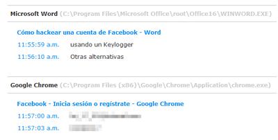 Cómo hackear una cuenta de Facebook usando Revealer Keylogger paso 6