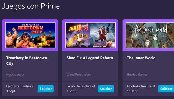 Cómo obtener recompensas o botines en Prime Gaming