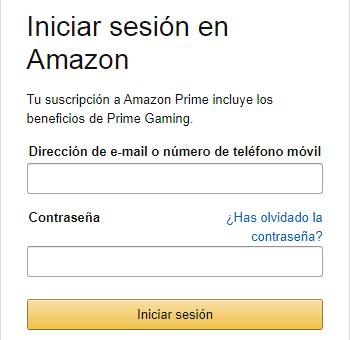 Cómo obtener una suscripción gratuita a través de Prime Gaming paso 2