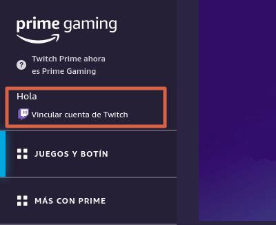 Cómo obtener una suscripción gratuita a través de Prime Gaming paso 3