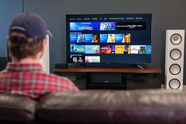 Cómo ver o mirar Amazon Prime Video en una Smart TV