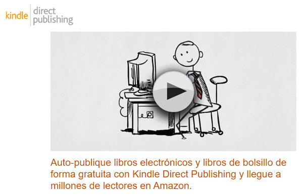 Publicar un libro en Amazon para ganar dinero en la plataforma