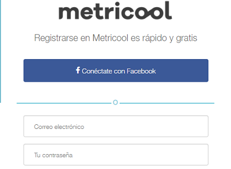 como programar y administrar publicaciones en facebook con metricool paso 2