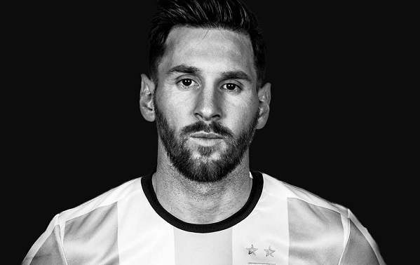 8 Leo Messi