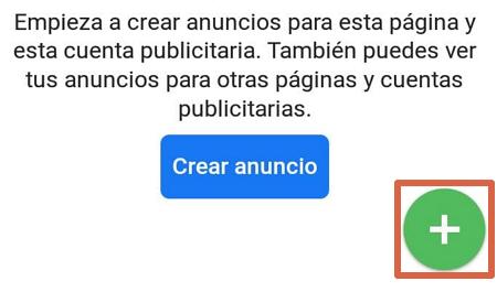 Cómo crear un anuncio en Instagram desde Facebook Ads Manager en el móvil paso 3