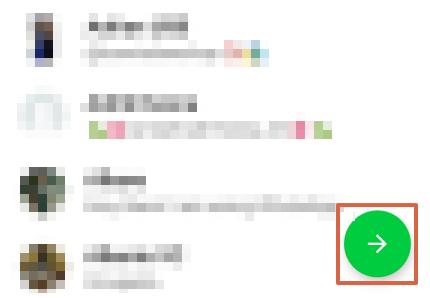 Cómo crear un grupo de WhatsApp desde un Android paso 4