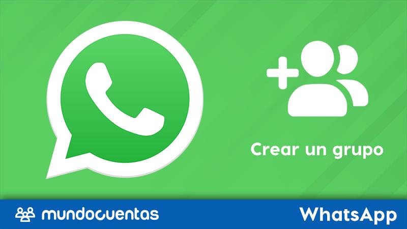 Cómo crear un grupo de WhatsApp en iOS y Android