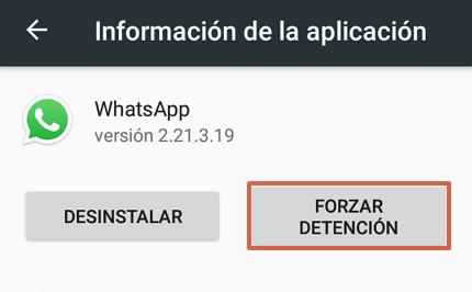 Cómo eliminar un mensaje para todos en WhatsApp después del tiempo límite paso 5