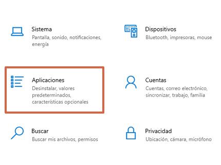 Cómo establecer un navegador predeterminado desde una computadora con Windows 10 paso 2