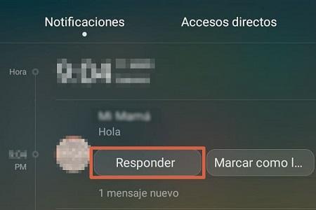 Cómo estar en línea en WhatsApp y enviar mensajes sin que te vean conectado respondiendo desde el panel de notificaciones