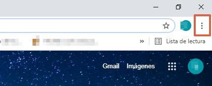 Cómo poner o establecer a Google como tu buscador predeterminado desde Google Chrome paso 1