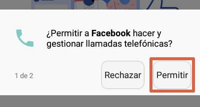 Cómo registrarse en Facebook desde el celular usando la app oficial paso 5