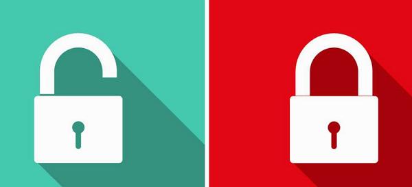 Perfil público vs. perfil privado
