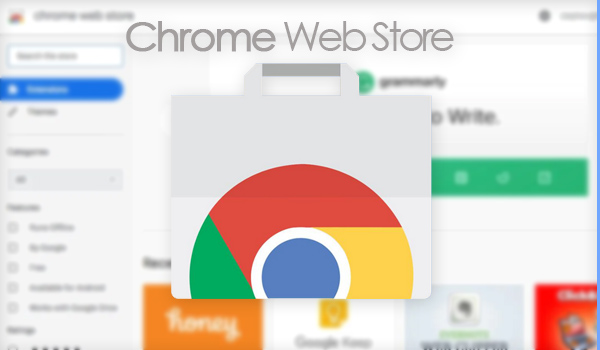 Chrome Web Store.
