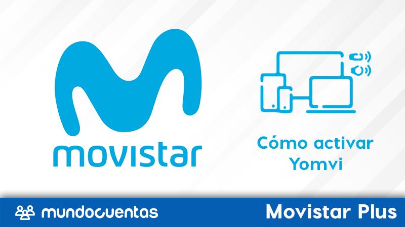 Cómo activar Yomvi de Movistar Plus de forma legal