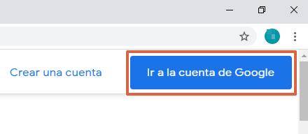 Cómo cambiar el idioma de Google Chrome desde la cuenta de Google paso 1