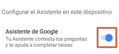 Cómo desactivar el Asistente de Google paso 4