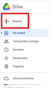 Cómo desbloquear un archivo PDF utilizando Google Drive. Paso 2