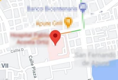 Cómo medir la distancia entre dos puntos en Google Maps desde el móvil paso 2