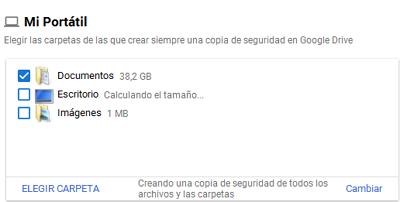 Cómo sincronizar Google Drive con tu PC paso 6