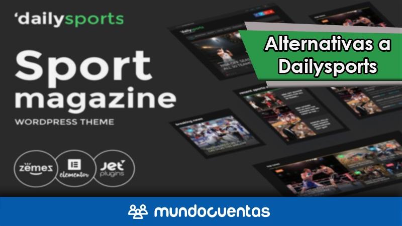 Dailysports ha cerrado o ya no existe Las mejores alternativas
