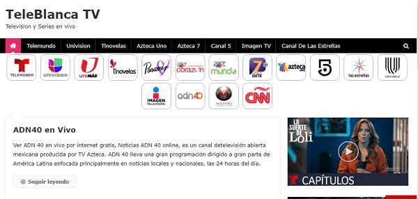 TeleBlanca TV