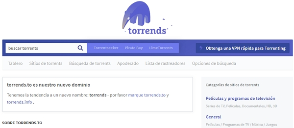 Torrends.to