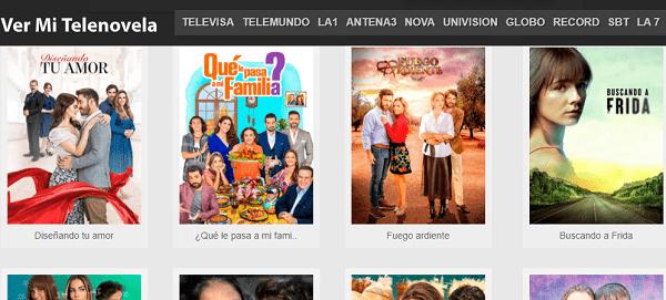 Ver mi Telenovela