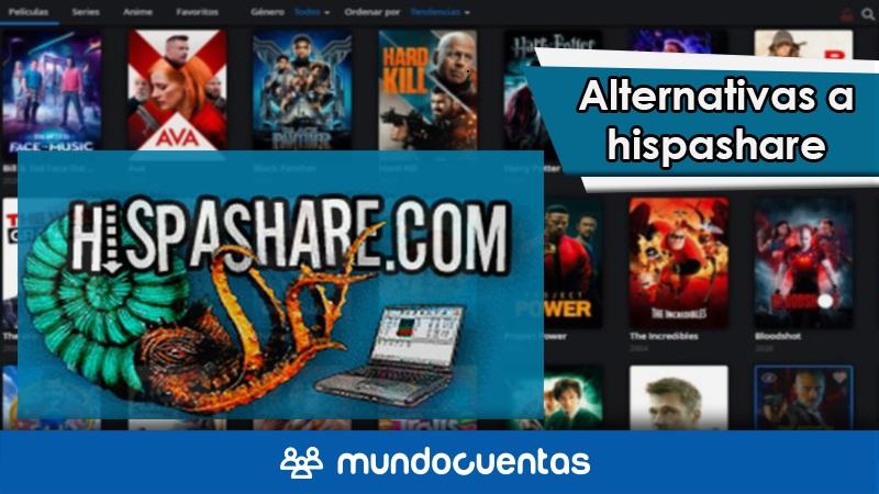 hispashare ha cerrado o ya no existe Las mejores alternativas