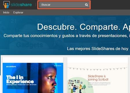 Cómo descargar presentaciones de SlideShare desde su página web paso 4