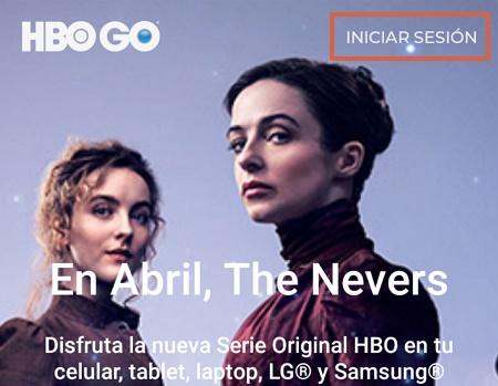 Cómo descargar series y películas de HBO para verlas sin Internet paso 2