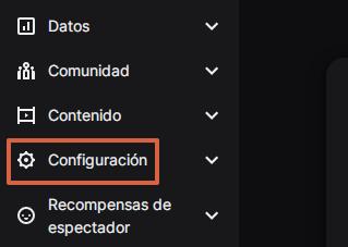 Cómo encontrar la clave de transmisión en Twitch en el panel de control de usuario paso 3