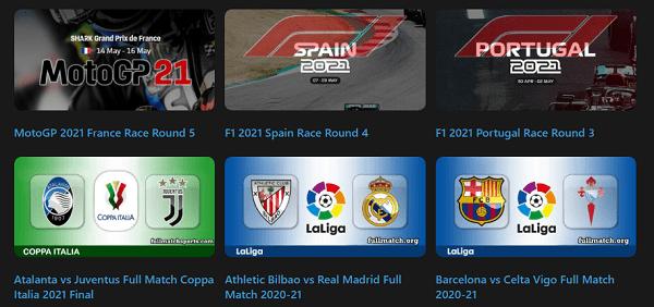 Full Match Sports