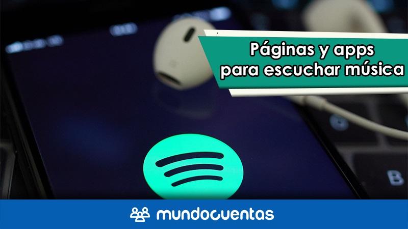 Las mejores páginas y apps para escuchar música gratis