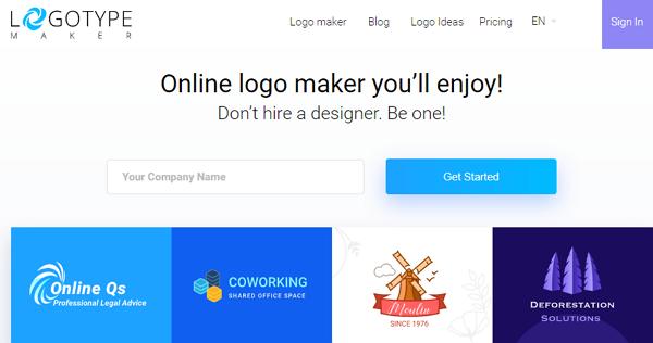 Logotype Maker