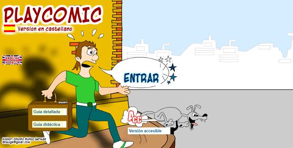 PlayComic