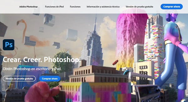 Quitar la marca de agua de una imagen con Adobe Photoshop