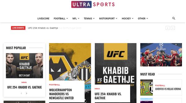 Ultrasports TV