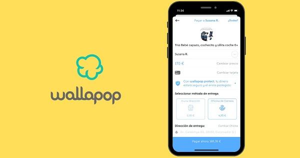 Ventajas de comprar y enviar con Wallapop