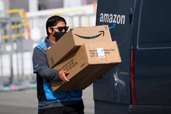 Ventajas de trabajar en Amazon Flex