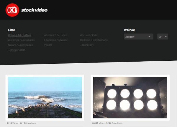 Xstock video
