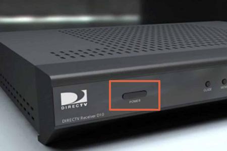 Cómo activar DirecTV en su regreso a Venezuela. Reiniciando el decodificador. Paso 2