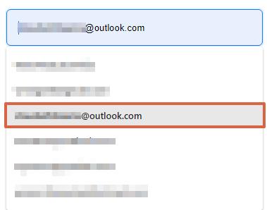 Cómo borrar los correos guardados en Facebook al iniciar sesión. Desde la página de Facebook. Paso 4..