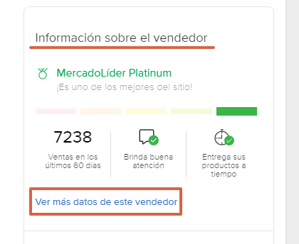 Cómo buscar a un usuario en MercadoLibre si no sabes el nombre de usuario paso 3