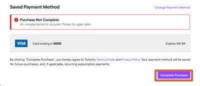 Cómo comprar Bits en Twitch paso 3