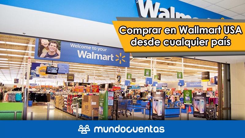 Cómo comprar en Walmart USA desde cualquier país