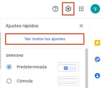 Cómo consultar un correo corporativo desde tu cuenta de Gmail paso 3