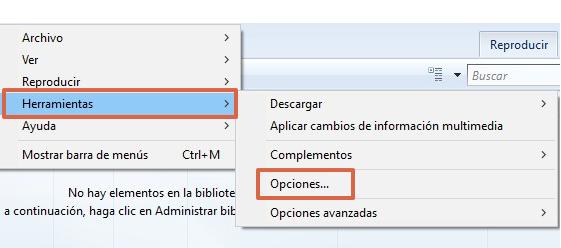 Cómo convertir un archivo CDA a MP3 desde el Reproductor de Windows Media paso 2