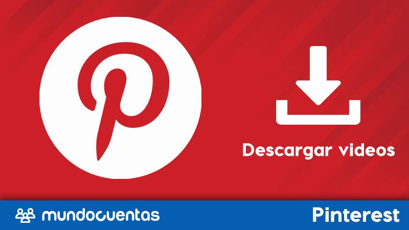 Cómo descargar un video de Pinterest fácil y rápido